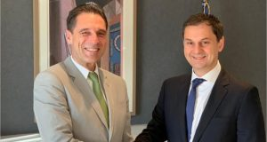 THOMAS COOK CONFIRMS THE STRATEGIC COOPERATION WITH THE GREEK TOURISM MINISTER IN ORDER TO SECURE THE HIGHEST VALUE FOR TOURISM