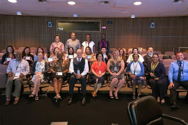 LAX STAFF GRADUATES FROM INNOVATIVE CORNELL UNIVERSITY AIRPORT HOSPITALITY PROGRAM