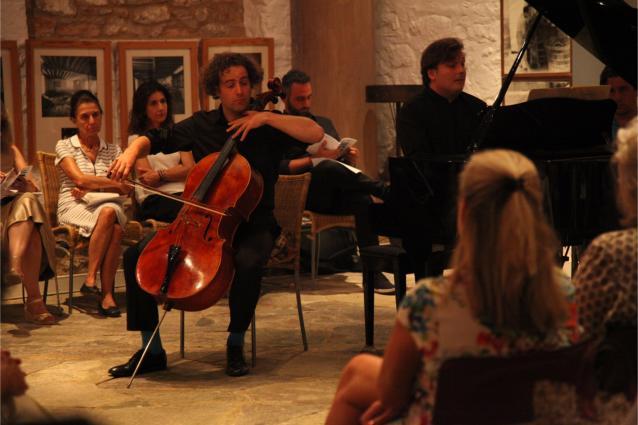 9ο Φεστιβάλ Μουσικής Δωματίου Σαρωνικού | 31 Ιουλίου- 4 Αυγούστου 2019