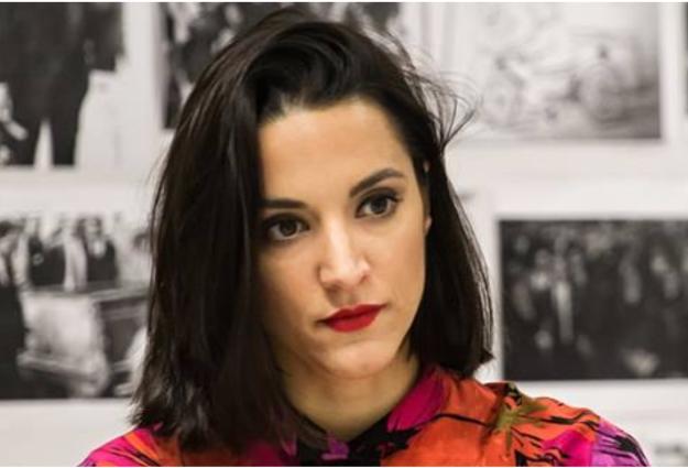 Κατερίνα Ευαγγελάτου Καλλιτεχνική Διευθύντρια του Οργανισμού Ελληνικό Φεστιβάλ Α.Ε.