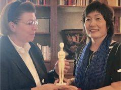 Συνάντηση της υπουργού Πολιτισμού και Αθλητισμού με την πρέσβη της Λαϊκής Δημοκρατίας της Κίνας