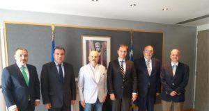 FedHATTA: Συνάντηση εφ' όλης της ύλης με την ηγεσία του Υπουργείου Τουρισμού