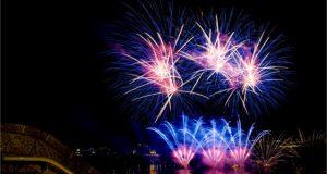 αγκόσμια διάκριση της Nanos Fireworks στον Καναδά 2019