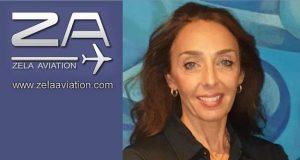 Έλενα Τζάννου: Περιφερειακής Διευθύντριας Πωλήσεων Ελλάδας της Zela Aviation
