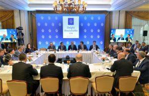 Πραγματοποιήθηκε η Συνάντηση Στρογγυλής Τραπέζης του Οικονομικού Φόρουμ των Δελφών