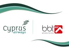 CYPRUS AIRWAYS APPOINTS BBT AIR - AVIATION SERVICES AS ITS SALES REPRESENTATIVE IN GREECE