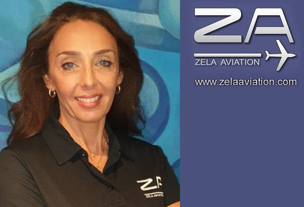 Zela Aviation officially opens a branch office in Athens, Greece with the appointment of Elena Tzannou