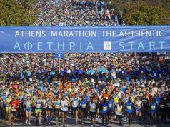 Εκκίνηση για τον 37ο Αυθεντικό Μαραθώνιο Αθήνας