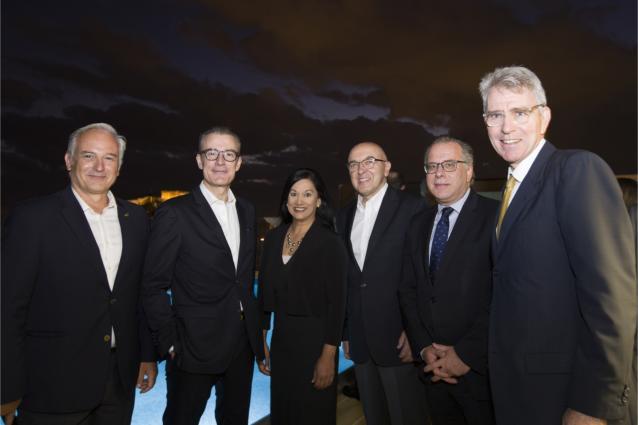 Ελληνο-Αμερικανικό Εμπορικό Επιμελητήριο - Επίσκεψη υπουργού Εξωτερικών των ΗΠΑ Μάικ Πομπέο στην Αθήνα