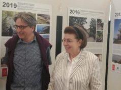 """Χαιρετισμός της υπουργού Πολιτισμού και Αθλητισμού στα εγκαίνια της έκθεσης """"Europa Nostra Βραβεία 1978 - 2019"""""""