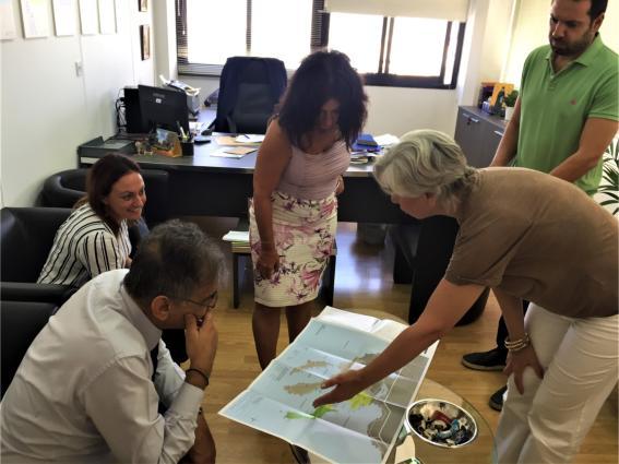 Παρουσίαση της γαστρονομικής ανταλλαγής μεταξύ Κύπρου και Ανατολικής Χαλκιδικής