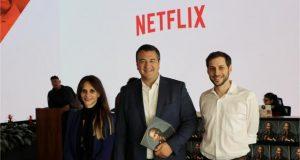 Συναντήσεις του Α. Τζιτζικώστα στο Hollywood με τους μεγαλύτερους κινηματογραφικούς και τηλεοπτικούς παραγωγούς - Στούντιο στη Θεσσαλονίκη από τη Millennium Films