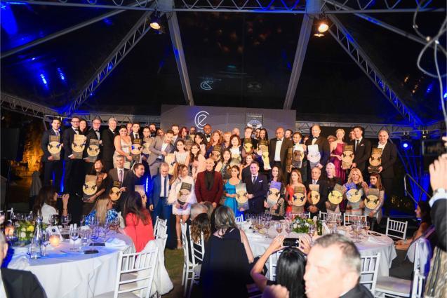 Ο Όμιλος Aldemar Resorts απέσπασε 3 βραβεία στα διεθνή Seven Stars Luxury Hospitality and Lifestyle Awards