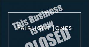 Το τουριστικό γραφείο Fairlight Jones, ανακοίνωση την πτώχευση του