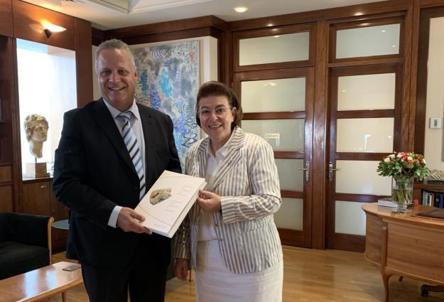 Νέα δυναμική στις σχέσεις Κύπρου- Ελλάδας στον τομέα του Πολιτισμού