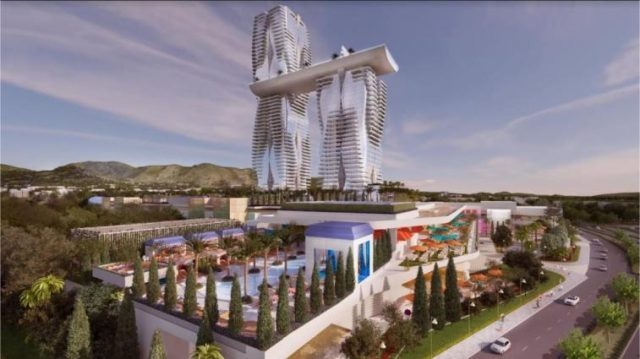 Mohegan Gaming & Entertainment unveils the concept behind INSPIRE Athens, a Landmark Integrated Resort and Casino Development for the Hellinikon Project