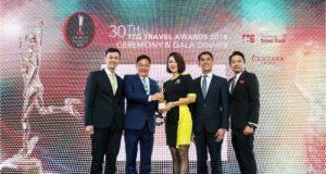Βράβευση της Scoot Airlines στα ετήσια TTG Awards