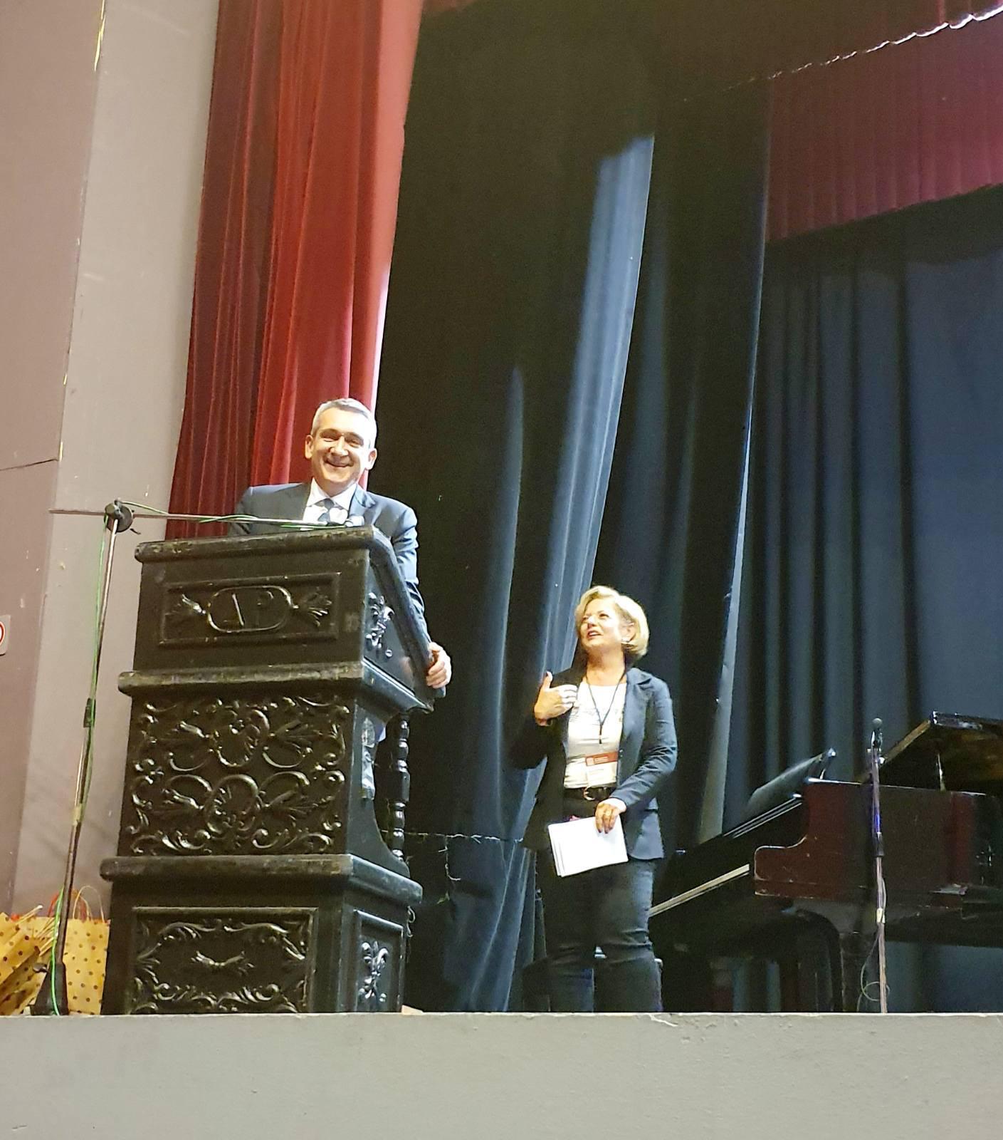 Περιφερειάρχης Νοτίου Αιγαίου, Γιώργος Χατζημάρκος στο Πανελλήνιο Συνέδριο Ξεναγών