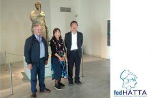 FedHATTA: Δυναμική επαναφορά της Ιαπωνικής αγοράς στον ελληνικό τουρισμό σχεδιάζει η FedHATTA