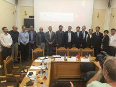 Σε συνάντηση στην Περιφέρεια «μπήκαν» οι βάσεις συνεργασίας των Επιστημονικών ιδρυμάτων Κρήτης με την κορυφαία κινεζική Ακαδημία CASSA