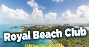 Το νέο πρότζεκτ της ROYAL CARIBBEAN: THE ROYAL BEACH CLUB COLLECTION!