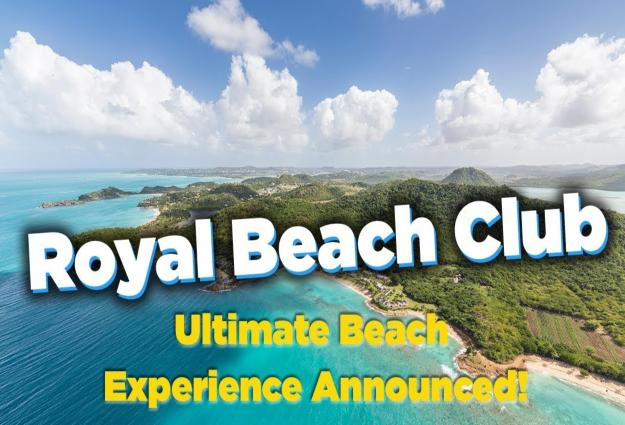 Το νέο πρότζεκτ της ROYAL CARIBBEAN: THE ROYAL BEACH CLUB COLLECTION!