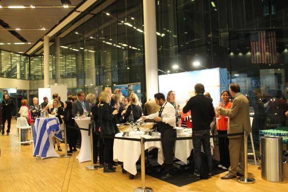 Δυναμική συμμετοχή του ΕΟΤ στην Β2Β εκδήλωση Travel News Market 2019 στην Στοκχόλμη