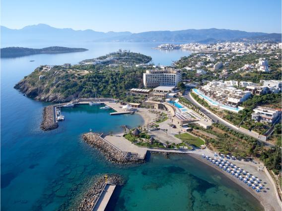 """""""Top Mediterranean Resort"""" το ξενοδοχείο Wyndham Grand Mirabello στα MR&H Top Mediterranean Resort Awards 2019"""