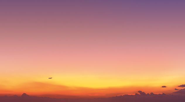 easyJet flight EJU5841 made history this morning