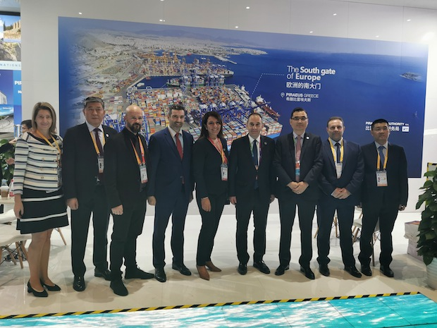 Η ΟΛΠ Α.Ε. συμμετέχει στη Διεθνή Έκθεση Εισαγωγικού Εμπορίου