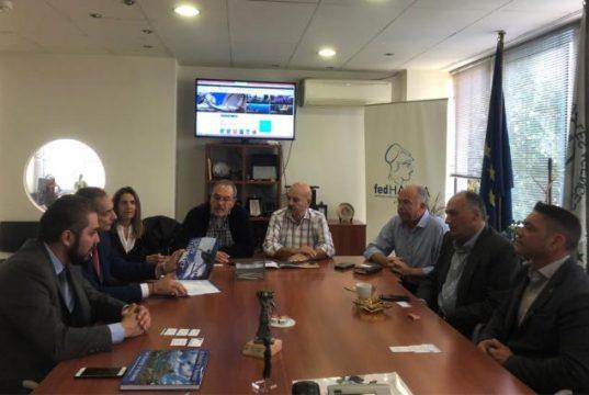 Νέο τουριστικό προϊόν με υπεραξία για τον ελληνικό τουρισμό τα υδροπλάνα – Συνάντηση φορέων με την Hellenic Seaplanes