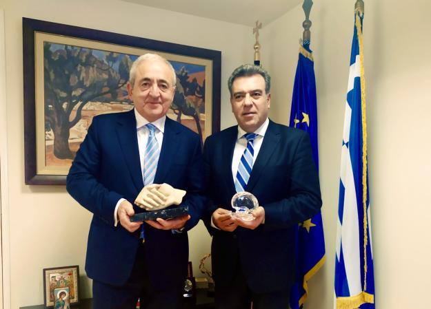 Μάνος Κόνσολας: «Συνεργασία των χωρών της μαύρης Θάλασσας για τον τουρισμό και την τουριστική εκπαίδευση, με επίκεντρο την Ελλάδα»