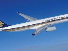 ΤΟ ΝΕΟ ΥΠΕΡΣΥΓΧΡΟΝΟ A350-900 ΤΗΣ SINGAPORE AIRLINES ΕΝΤΑΣΣΕΤΑΙ ΣΤΟ ΔΡΟΜΟΛΟΓΙΟ ΚΩΝΣΤΑΝΤΙΝΟΥΠΟΛΗ - ΣΙΓΚΑΠΟΥΡΗ