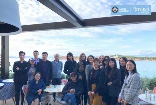 «Άνοιγμα» στην κινεζική τουριστική αγορά για προσέλκυση συνεδρίων στην Αθήνα