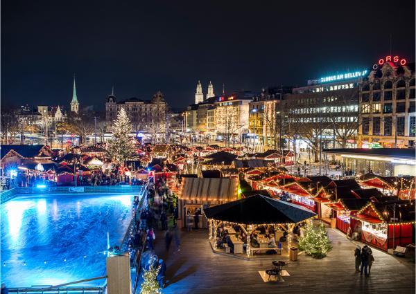 Ανακαλύψτε τη μαγεία των Χριστουγέννων με τις πτήσεις του Ομίλου Lufthansa