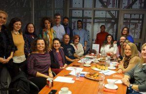 Οι ξεναγοί συμβάλουν ενεργά στο σχέδιο μάρκετινγκ της πόλης, μαζί με το Διεθνές Πανεπιστήμιο Ελλάδος και τον ΟΤΘ