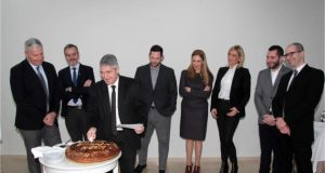 Η κοπή πίτας της ΕΞΘ Α. Μανδρίνος: «Η ΕΞΘ στο πλευρό της Marketing Greece για την εποικοδομητική προβολή του προορισμού»