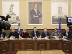 Οι υποδομές στον Τύμβο Καστά και την Αμφίπολη στο επίκεντρο ευρείας σύσκεψης υπό τον Περιφερειάρχη Κεντρικής Μακεδονίας