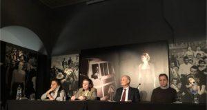 Ανακοίνωση του προγραμματισμού εκδηλώσεων του έτους Μελίνα Μερκούρη