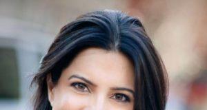 Και το όνομα της νονάς του Celebrity Apex ... RESHMA SAUJANI!