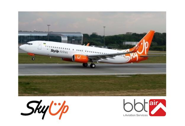 SkyUp Airlines - BBT Air - Aviation Services