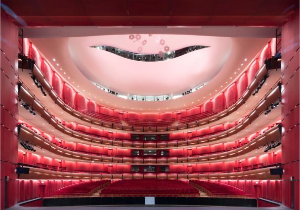 Stavros Niarchos Hall - Greek National Opera