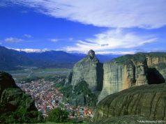 Filming Trip Ισπανικού καναλιού σε Μαγνησία και Μετέωρα