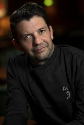 Ελληνογάλλος σεφ Henri Guibert