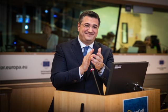 Απόστολος Τζιτζικώστας υποψήφιος Πρόεδρος της Επιτροπής των Περιφερειών της ΕΕ