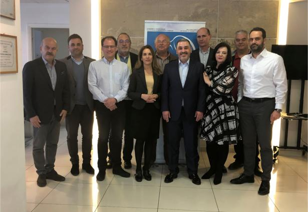 Νέο Διοικητικό Συμβούλιο για τον ΗΑΤΤΑ