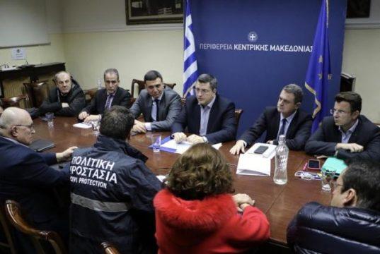 Α. Τζιτζικώστας για το πρώτο κρούσμα του κορονοϊού στη Θεσσαλονίκη: «Δεν χρειάζεται πανικός. Το μόνο που χρειάζεται σε αυτή τη φάση είναι ψυχραιμία»