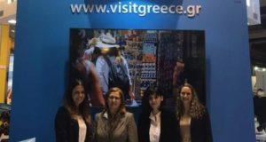 Ισχυρή αύξηση των προκρατήσεων από την Ελβετία προς την Ελλάδα για το 2020 - Ο ΕΟΤ στη Διεθνή Τουριστική Έκθεση Fespo 2020 της Ζυρίχης