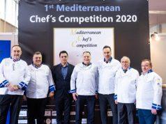 Με μεγάλη επιτυχία πραγματοποιήθηκε ο 1ος Μεσογειακός Διαγωνισμός Μαγειρικής και Ζαχαροπλαστικής 2020