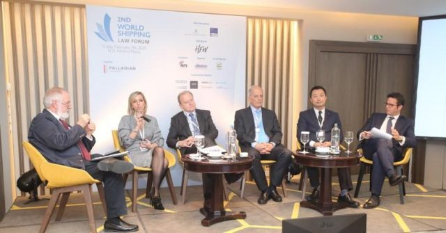 2ND WORLD SHIPPING LAW FORUM (WSLF)